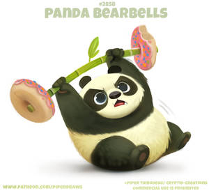 #2860. Panda Bearbells - Word Play