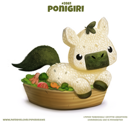 #2861. Ponigiri - Word Play