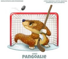 #2863. Pangoalie - Word Play
