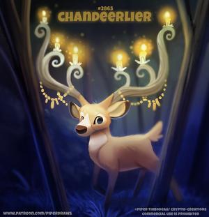 #2865. Chandeerlier - Word Play