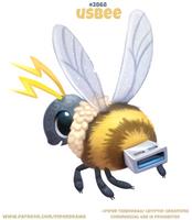 #2868. USBEE - Word Play