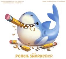 #2871. Pencil Sharkener - Word Play