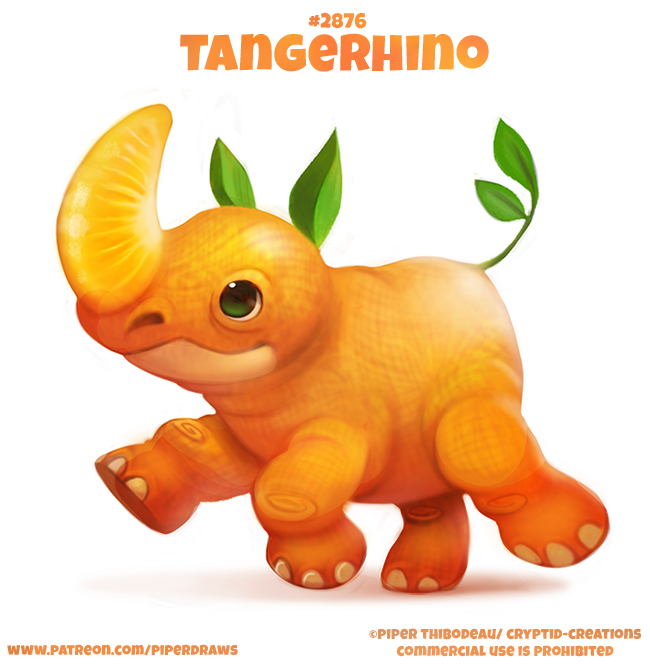 #2876. Tangerhino - Word Play