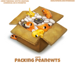 #2879. Packing Peanewts - Word Play
