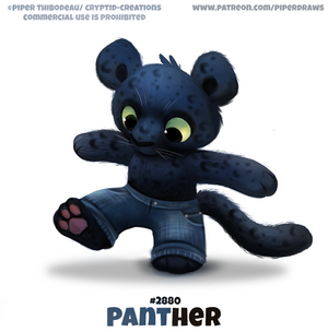 #2880. Panther - Word Play