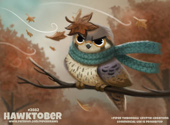#2882. Hawktober - Word Play
