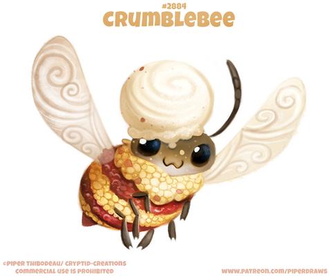 #2884. Crumblebee - Word Play