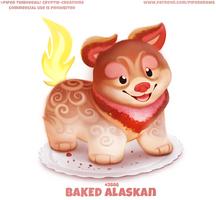 #2886. Baked Alaskan - Word Play