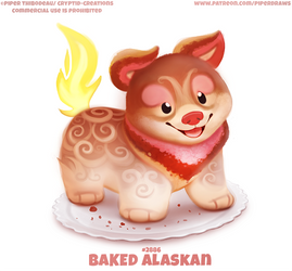 #2886. Baked Alaskan - Word Play