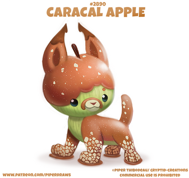 #2890. Caracal Apple - Word Play