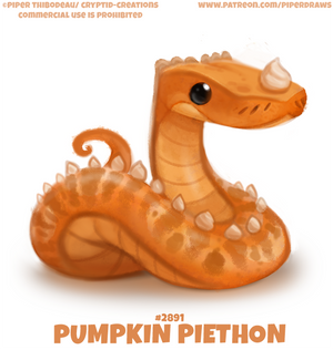 #2891. Pumpkin Piethon - Word Play