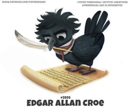 #2895. Edgar Allan Croe - Word Play