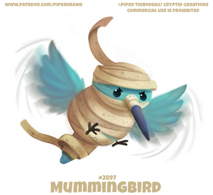 #2897. Mummingbird - Word Play