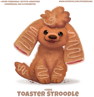 #2906. Toaster Stroodle - Word Play