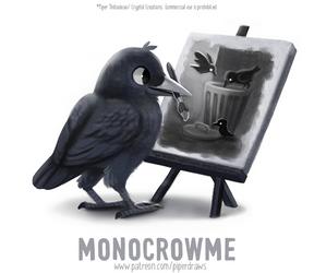 #2915. Monocrowme - Word Play