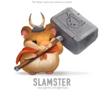 #2917. Slamster - Word Play