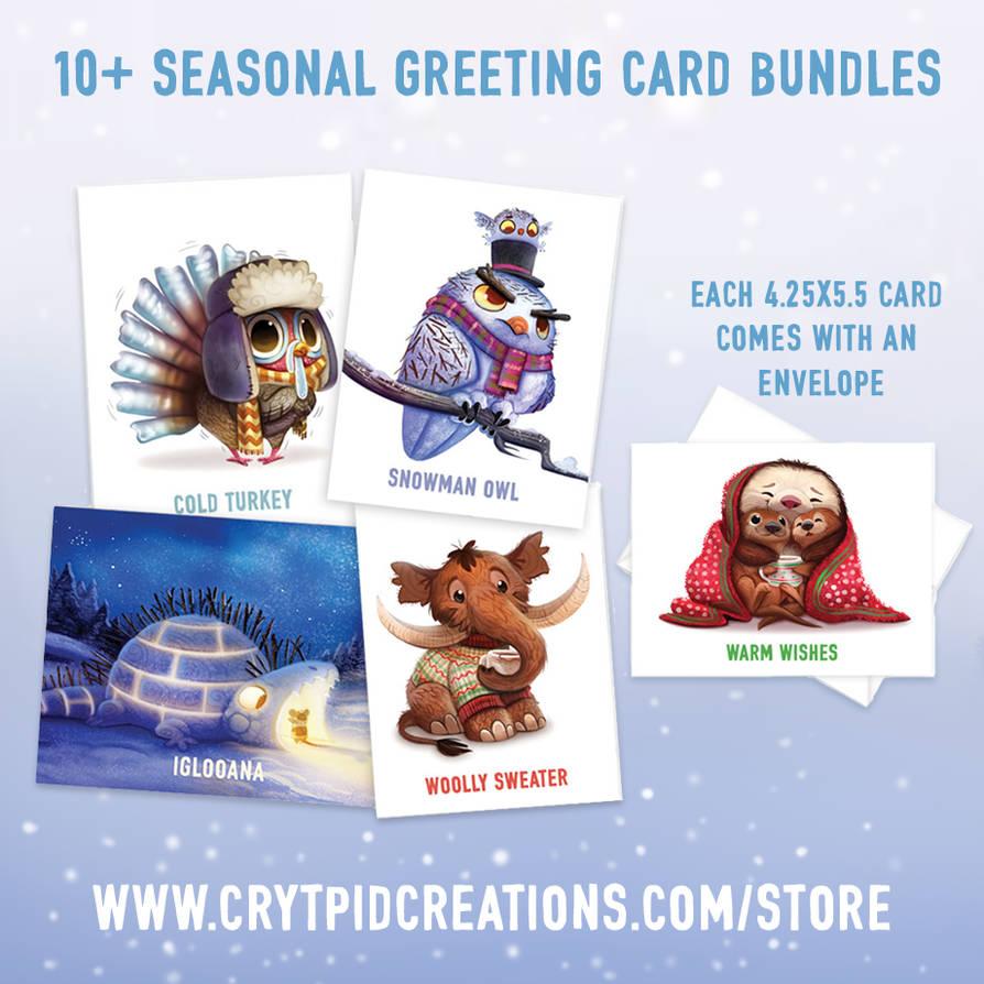 Greeting Card Ad