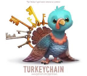 #2925. Turkeychain - Word Play