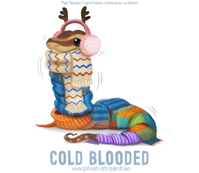 #2928. Cold Blooded - Word Play