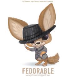 #2935. Fedorable - Word Play