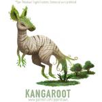 #2957. Kangaroot - Word Play