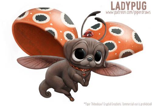 #2961. Ladypug (Redone) - Word Play