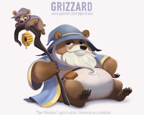 #2968. Grizzard - Final Design