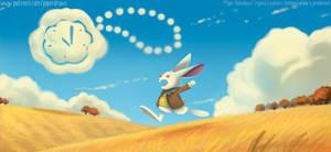 #2973. Wonderland: I'm Late! - Vis Dev