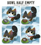 #2978. Bowl Half Empty - Comic