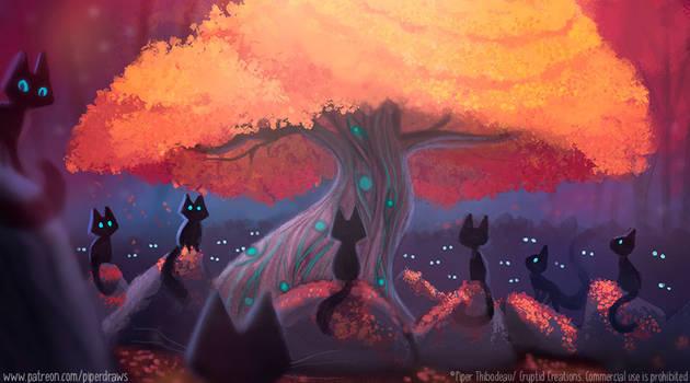 #2979. Sidhe: Gathering Tree - Vis Dev