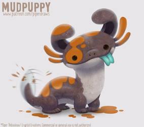 #2982. Mudpuppy - Final Design