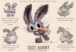 3010. Dust Bunny - Final Design
