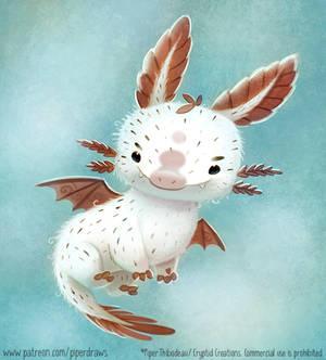 3025. Dragon Slug No.2 - Illustration
