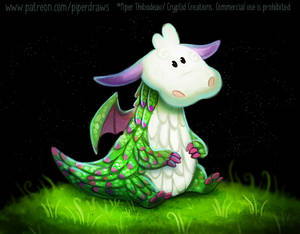 3026. Dragon Slug No.3 - Illustration