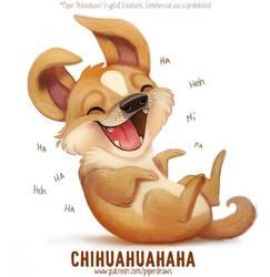 3029. Chihuahuaha - Word Play