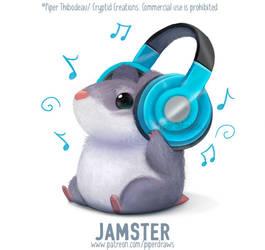 3031. Jamster - Word Play