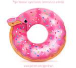 3038. Donut Ouroboros - Illustration