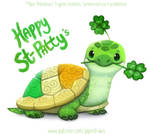 3039. Happy St-Patty's - Illustration