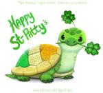 3039. Happy St-Patty's - Illustration