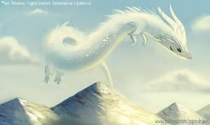 3041. Cloud Dragon - Illustration