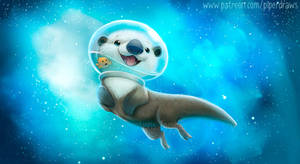 3048. Otter Space - Word Play