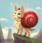 3053. Escargoat - Word Play