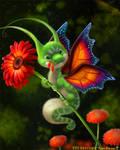 3084. Gerbera Dragon