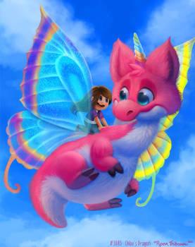 3085. Chloe's Dragon