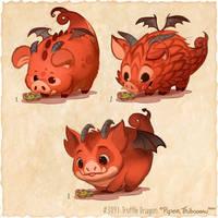 3091. Truffle Dragon