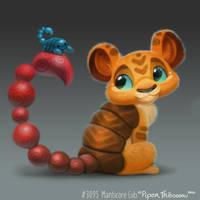 3095. Manticore Cub