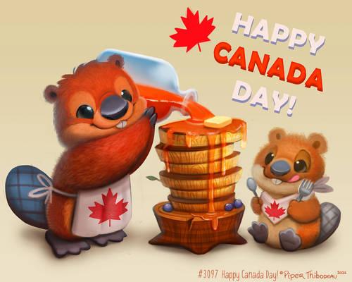 3097. Happy Canada Day!