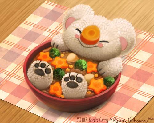 3107. Koala Curry