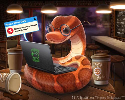 3125. Python Coder