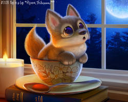 3128. Pup in a Cup
